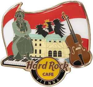 Hard-Rock-Cafe-VIENNA-2015-City-T-Shirt-Graphic-Alternative-MAGNET-on-Card-New