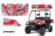 AMR Racing Polaris Ranger 500/700 UTV Graphic Kit Wrap Decal Part 04-08 TBOMB R