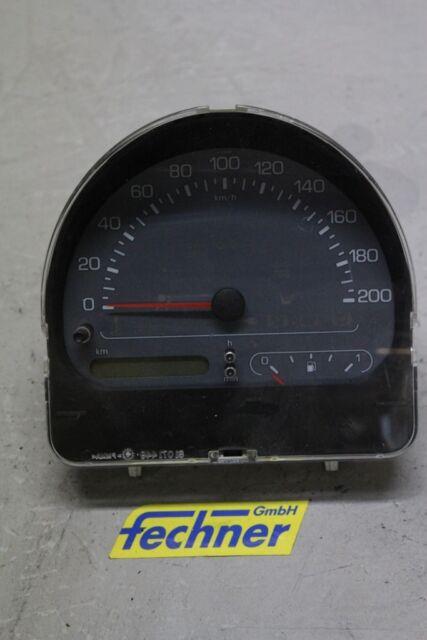 Tachoeinheit Fiat Multipla 1.6 16V Tacho 46760515 Kombiinstrument 2000 .