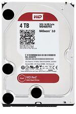 Western Digital WD Red 4TB NAS Hard Disk Drive WD40EFRX  5400 RPM SATA 6 Gb/s