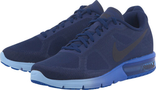 Herren Sequent 407 Blau 719912 Nike Air Max Loyal Schwarz Lauftrainer QdBotshrCx