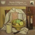 Liszt, Chopin, Grieg, De Frumerie, Honneger (CD, Aug-2013, Sterling)