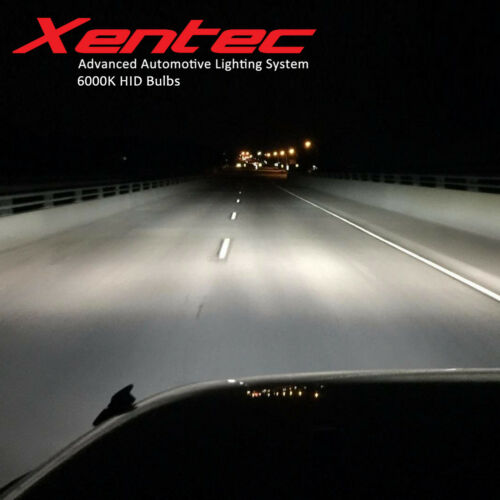 Xentec Xenon Light HID LED Headlight Kit 9012 Hb5 H13 H11 Hb1 H10 H1 881 Hb3