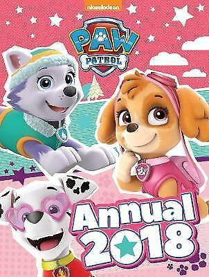1 of 1 - PAW PATROL ANNUAL 2018 BRAND NEW.