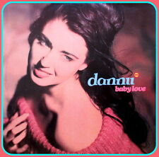 "DANNII - BABY LOVE 12"" 45 SINGLE - IN EXCELLENT CONDITION - AUS PRESSING"