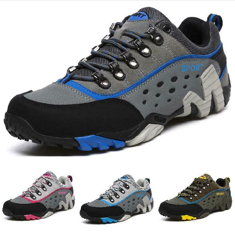 Men's Athletic Outdoor Sport shoes Hiking Trail Trekking shoes Fashion Sneaker