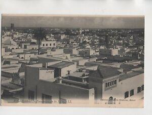 Marokko-Rabat-Panorama-De-La-Ville-J849