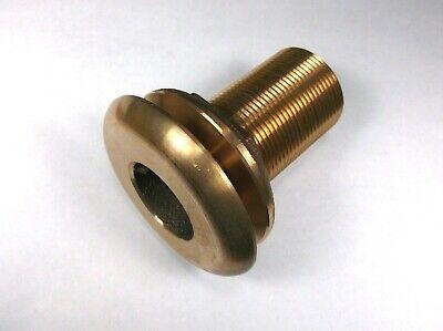 """Buck Algonquin 00IS125 Cast Bronze Thru-Hull Strainer 1-1//4/"""""""