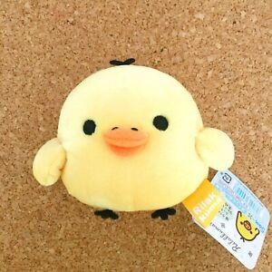 Rilakkuma-Stuffed-Toy-Plush-S-Size-Kiiroitori-Doll-San-X