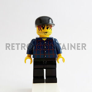 Lego Spider-Man Taxifahrer spd014 aus Set 4852