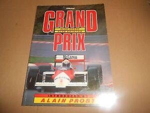 Grand-Prix-Formula-1-F1-One-Paperback-Book-by-Alan-Henry-Brinton-Alain-Prost