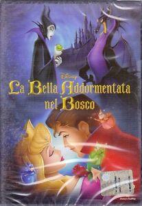 Dvd-Disney-LA-BELLA-ADDORMENTATA-NEL-BOSCO-nuovo-1959