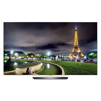 LG Electronics OLED65B6P Flat 65-Inch 4K Ultra HD Smart OLED TV HDMI  BUNDLE
