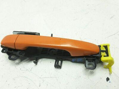 Orange Subaru Crosstrek >> 13 14 15 16 Subaru Xv Crosstrek Right Front Door Handle Orange Oem Painted Ebay