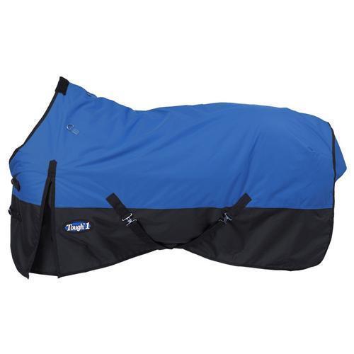 Tough-1 600D Waterproof Poly Turnout Blanket Medium/Heavy Medium/Heavy Blanket 250g Fill bb81ba