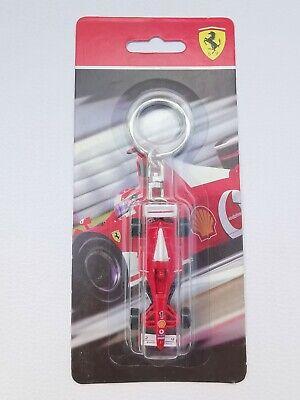 Official FERRARI F1 Merchandise Race Car Replica Keyring - RARE & BNIB   eBay