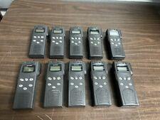 Lot Of 10 Harris P5100 Mahm S8rxx 800 Mhz P25 Trunking Radios