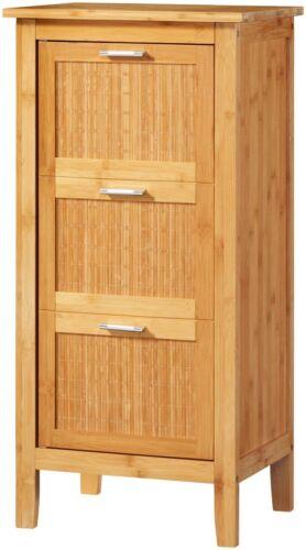 Badschrank 40cm breit B43415110 UVP 99,99 € KONIFERA Badunterschrank Bambus New