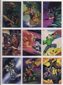 DC-VS-MARVEL-HOLO-F-X-CARDS-LAST-FEW-IN-STOCK-CHOOSE