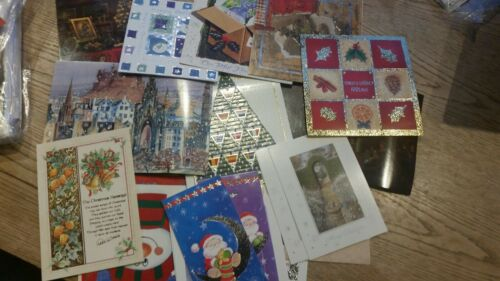 CHRISTMAS CARDS FAB FORTY pack of *40* mixed Christmas Cards with envelopes