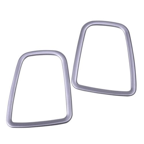 For KIA Sportage KX5 16-18 Chrome Dashboard Air Vent Trim Cover Garnish Bezel