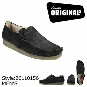 Suᄄᄄde HommesWallabees Nero G Clarksoriginals 8 7Us Lugger Warm AqL5j34R