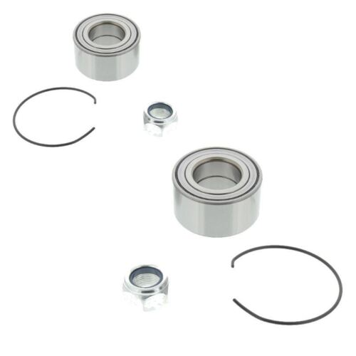 Renault Megane Mk1 1996-2003 Front Wheel Bearing Kits Pair