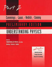 Cummings, Laws, Redish Cooney, UNDERSTANDING PHYSICS, Part 2-ExLibrary