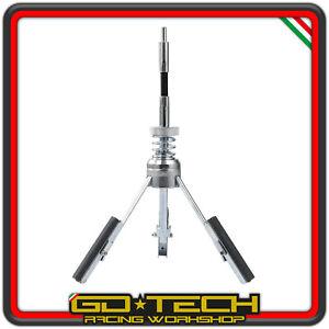 ATTREZZO LAPPATORE 3 GAMBE SMERIGLIA LUCIDA CILINDRI 50-178 mm AUTO MOTO SCOOTER