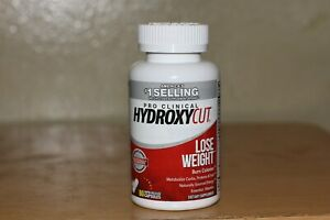 Hydroxycut Pro Clinical Fat Burn Weight Loss Extreme Energy Supplement 72 Capsul