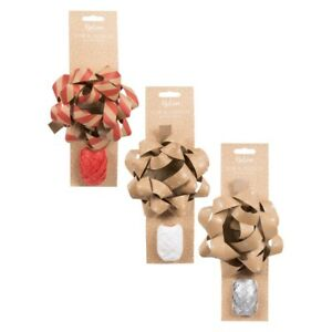 Christmas Gift Wrap Curly Ribbon Gift Bow Ribbon Set Diy Gift Xmas