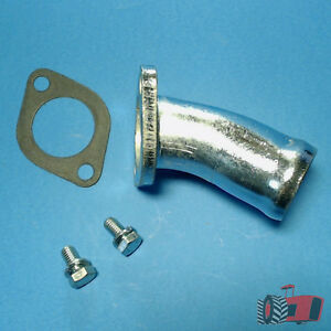 CNK3301-Water-Pump-to-Lower-Hose-Adaptor-Kit-Fiat-450-540-640-900-Tractor