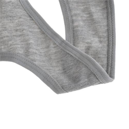Teens Girls Sports Bra Puberty Gym Underwear Wireless With Chest Pad Cotton GL