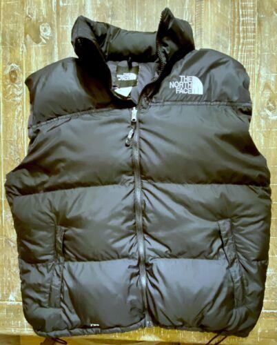 Vtg North Face 1996 Retro Nuptse Vest 700 Down Men