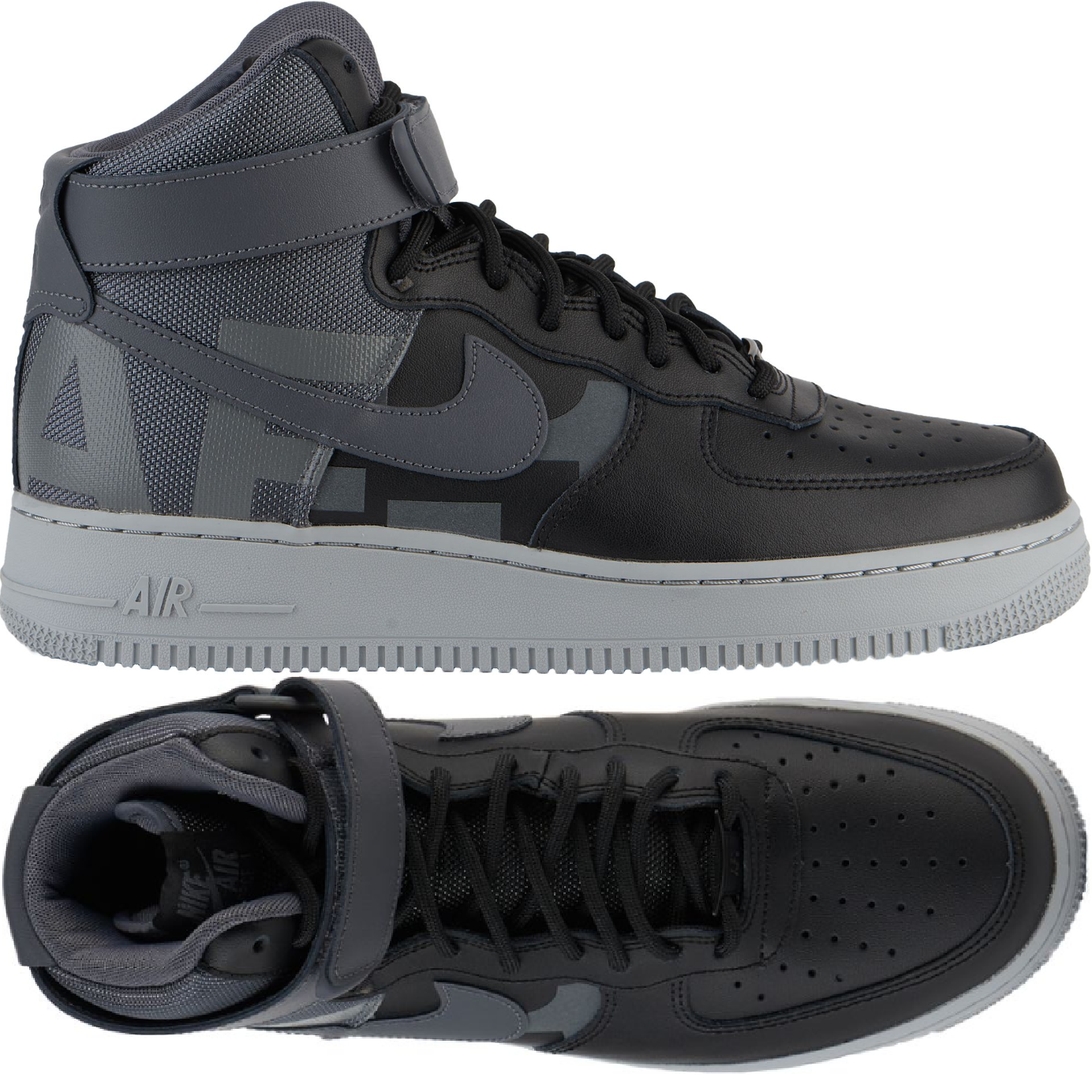 air force 1 bianche e grige
