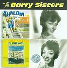Shalom/In Israel Recorded Live by The Barry Sisters (Yiddish) (CD, Aug-2008, Collectables)