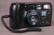Vivitar Series 1 460PZ Vintage 35mm Power Zoom Autofocus Camera-Rangefinder