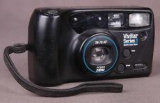 Vivitar Series 1 460PZ Vintage 35mm Power Zoom Autofocus Camera-Rangefinder