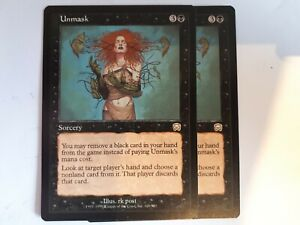 Mtg unmask x 1 great condition K0lj0OF3-09162647-588323656