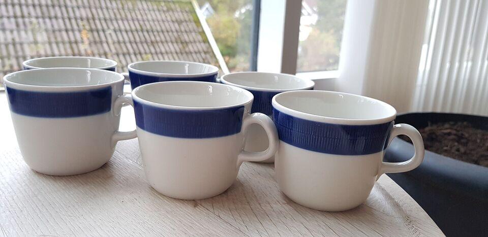 Porcelæn, Tekande og kopper, Koka fra Rörstrand
