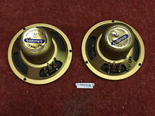 Very high quality Alnico 50s 60s vintage GRUNDIG German tweeters (259214)