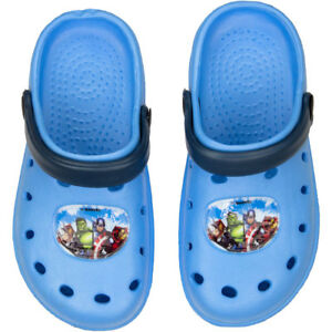 Official Disney Blaze Clogs Beach Sandals  Boys Sizes 5-13 UK 22-31 EU