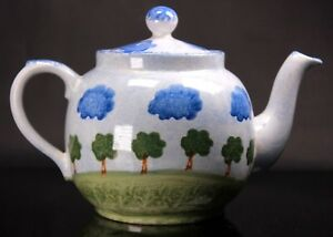 Vintage-English-Price-Kensington-Countryside-Sponge-Teapot