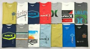 Men-039-s-Hurley-Cotton-T-Shirt