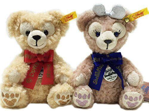 Little Duffy /& Sherry Mae Stuffed Toy Pair 10th Anniversary Of Tokyo Disney