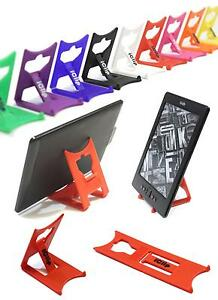 iPad-Mini-Kindle-Touch-DX-7-8-9-Fire-amp-Nook-eReader-Holder-RED-iClip-Stand