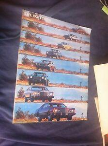 1976-Ford-Full-Line-Color-Brochure-Catalog-Prospekt