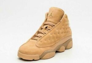 220760a12ce3 Nike Air Jordan 13 Retro BG 414574-705 Elemental Gold Boys ...