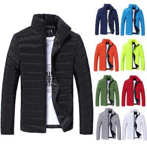 Men-Stylish-Winter-Hooded-Thick-Padded-Jacket-Zipper-Outwear-Coat-Warm-Blouse
