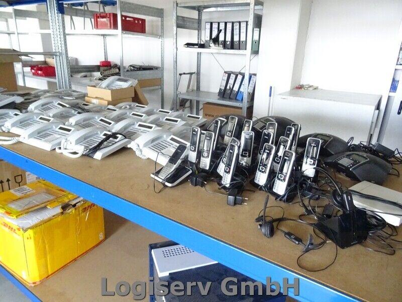 Bild 8 - Telefonanlage HiPath 3800 Telefone OpenStage HeadSet GigaSet Telefonie